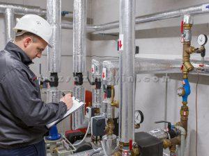 تعمیر تاسیسات برودتی و حرارتی