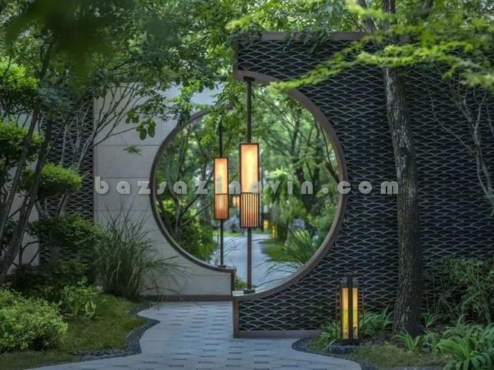 طراحی باغ و فضای سبز