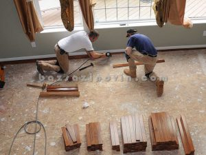 خدمات بازسازی ساختمان